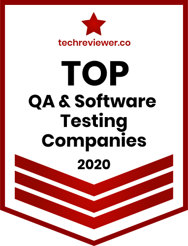 SHIFT ASIA TOP QA & Software Testing Companies badge